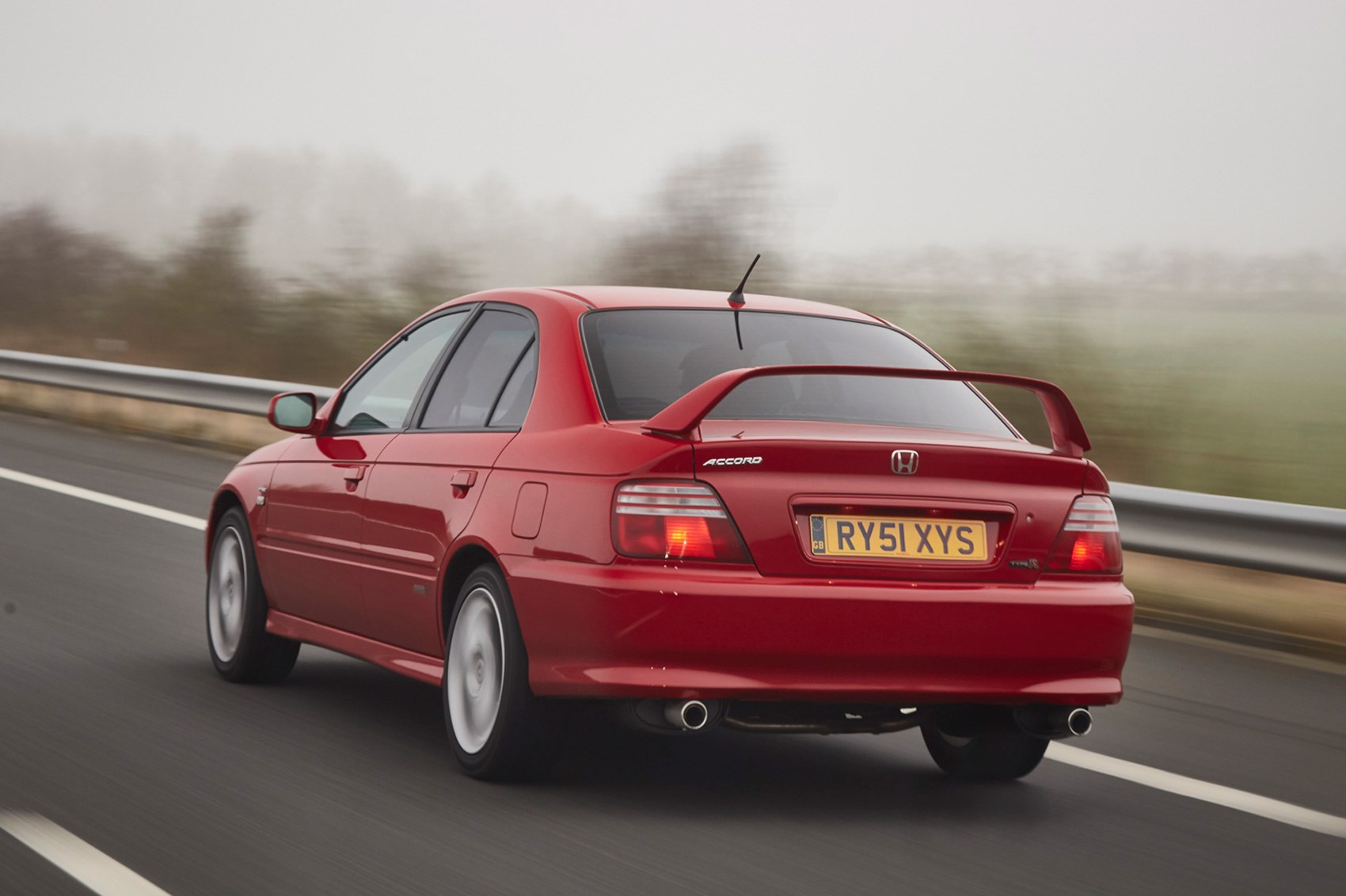 Accord Type R Develops 209bhp From 7200rpm