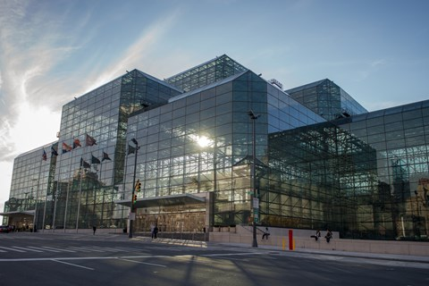 Jacob K. Javits Convention Center of New York
