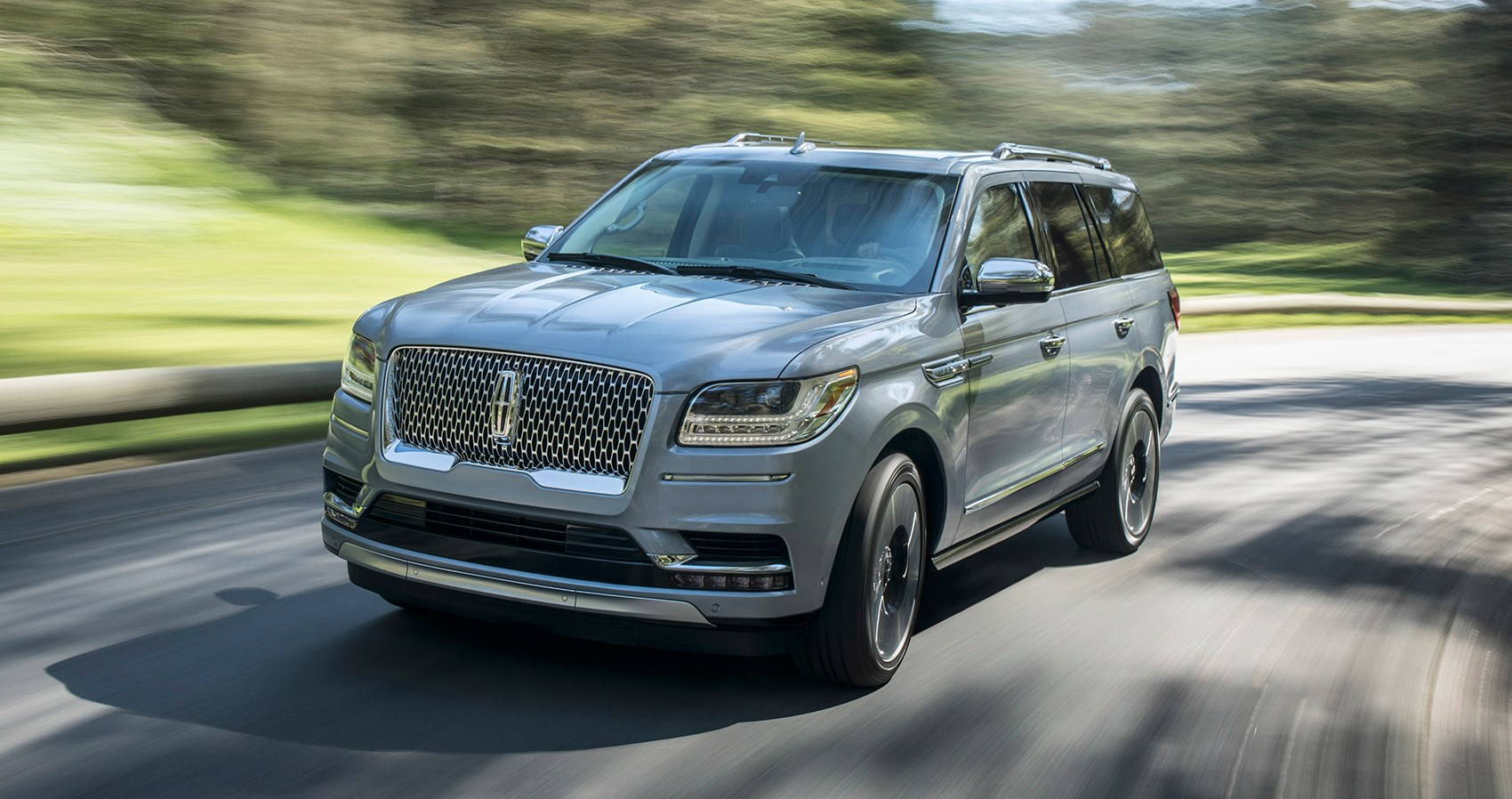 The New 2018 Lincoln Navigator