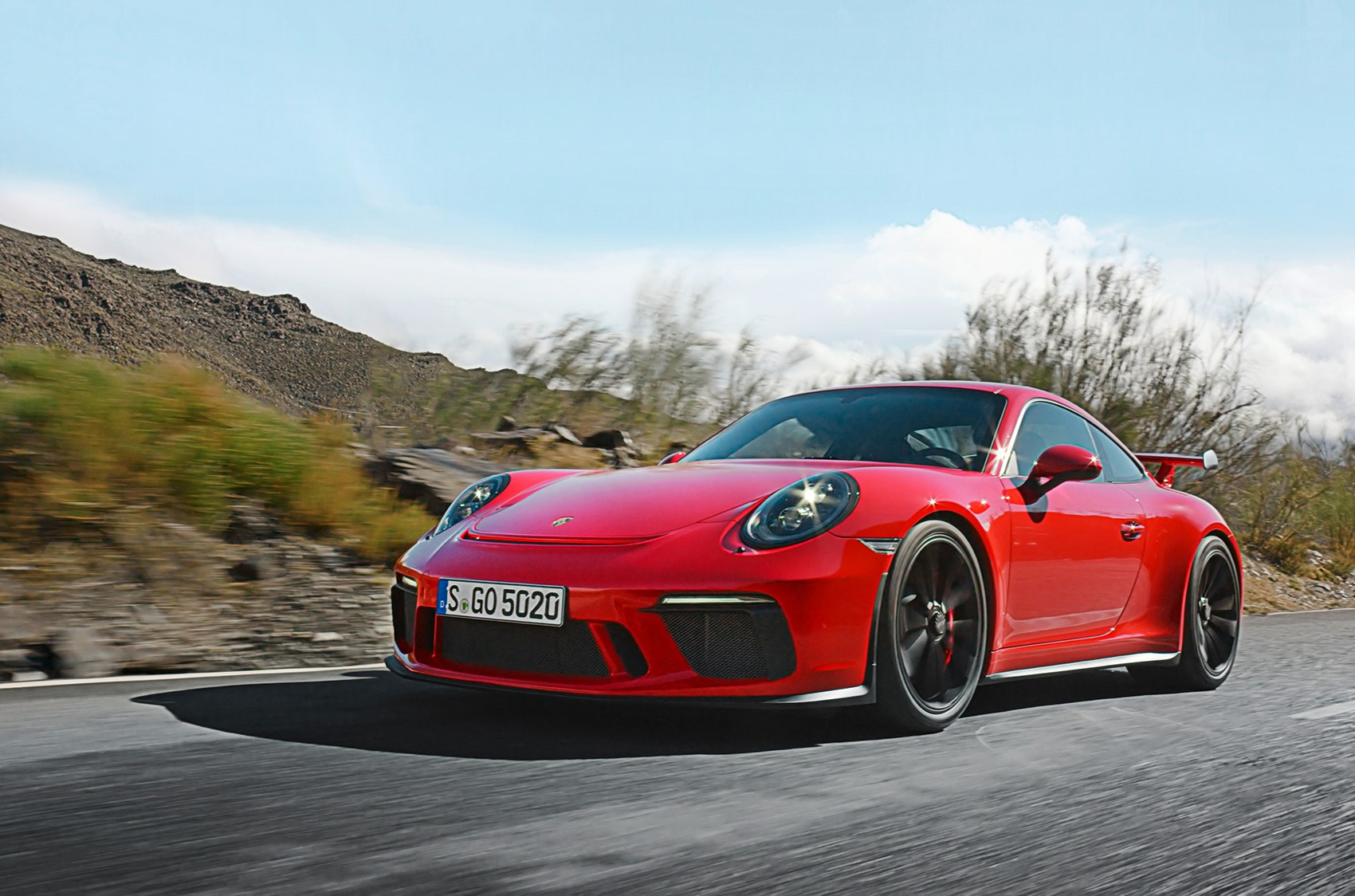 a ride in the new porsche 991 2 gt3 7 things we learned by car magazine. Black Bedroom Furniture Sets. Home Design Ideas