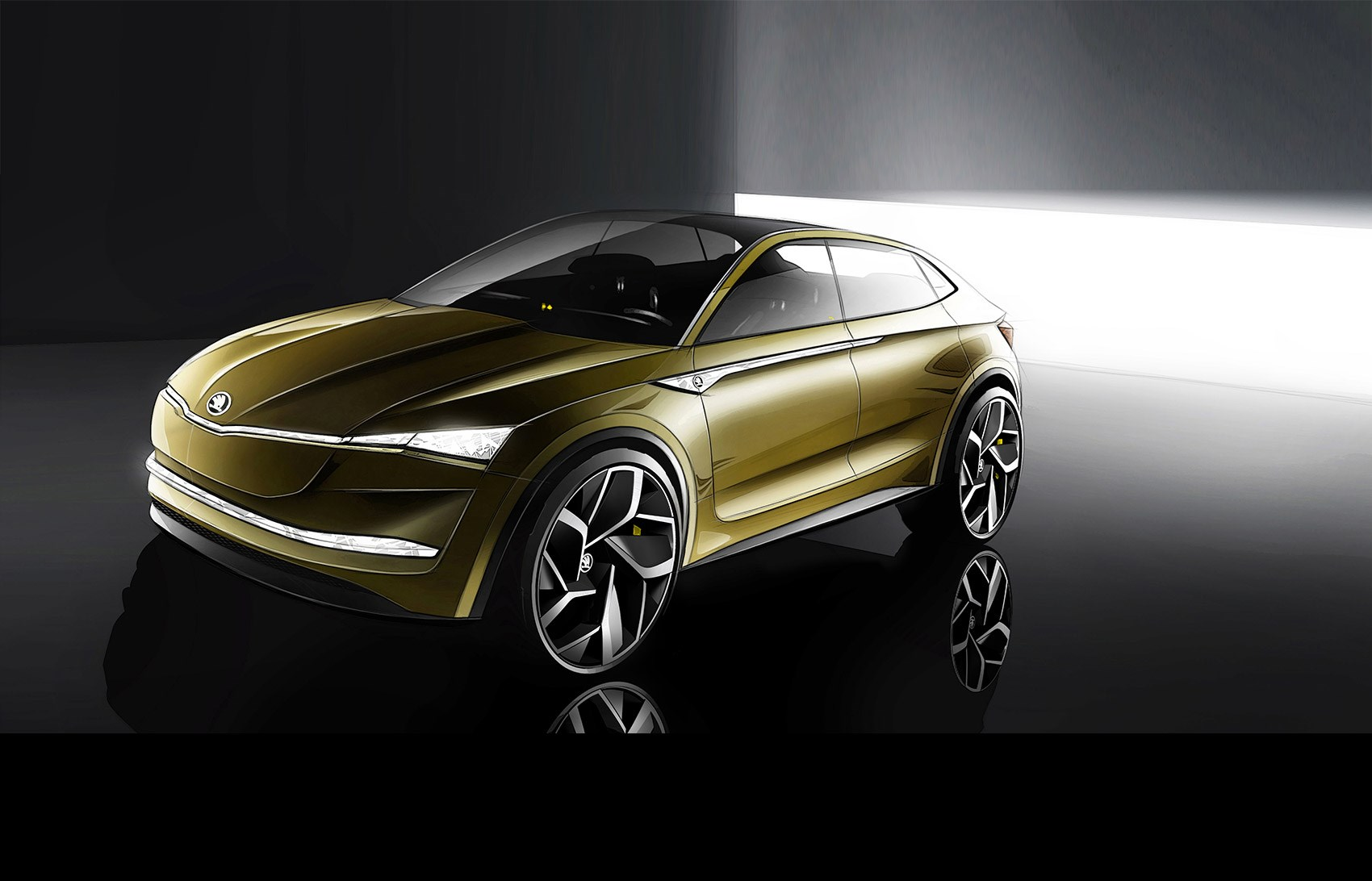 Skoda Vision E: it's the Czechs' first electric car | CAR ...