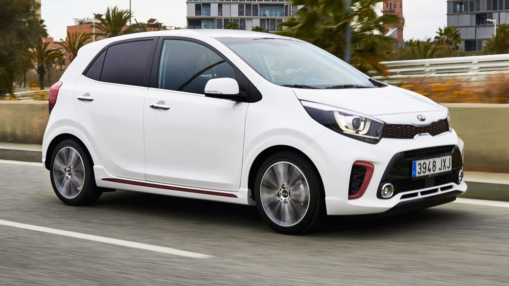 Kia Picanto 12 Gt Line 2017 Review Car Magazine