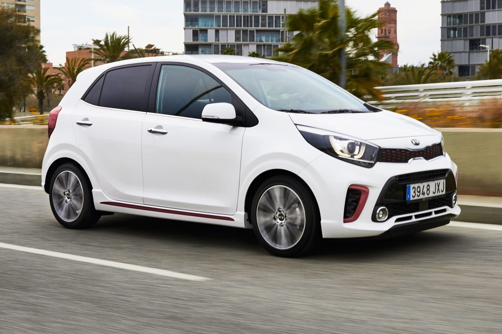 Kia Picanto 1.2 GT-Line (2017) review by CAR Magazine