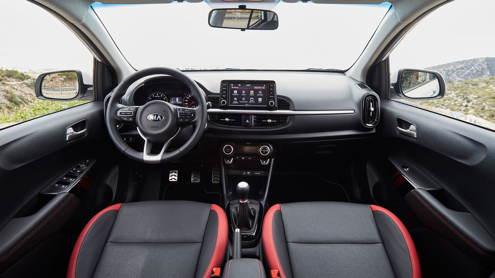 kia picanto 12 gt line 2017 review by car magazine autos post. Black Bedroom Furniture Sets. Home Design Ideas