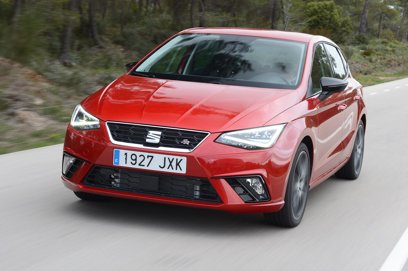 seat ibiza 1 0 tsi fr 2017 review by car magazine. Black Bedroom Furniture Sets. Home Design Ideas