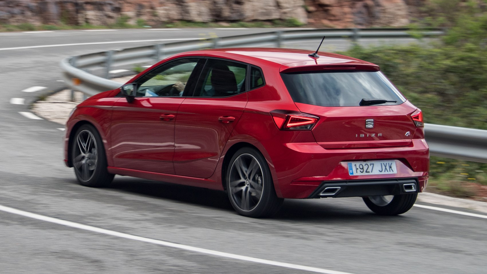 seat ibiza 1 0 tsi fr 2017 review car magazine. Black Bedroom Furniture Sets. Home Design Ideas