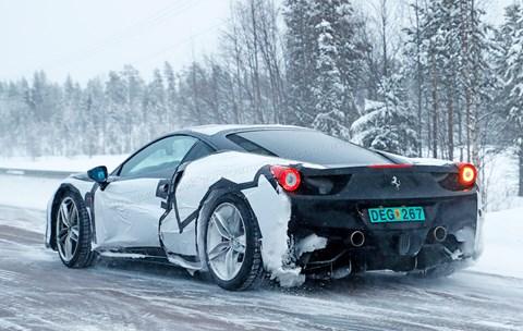 Ferrari supercar due to get V6 power in 2019