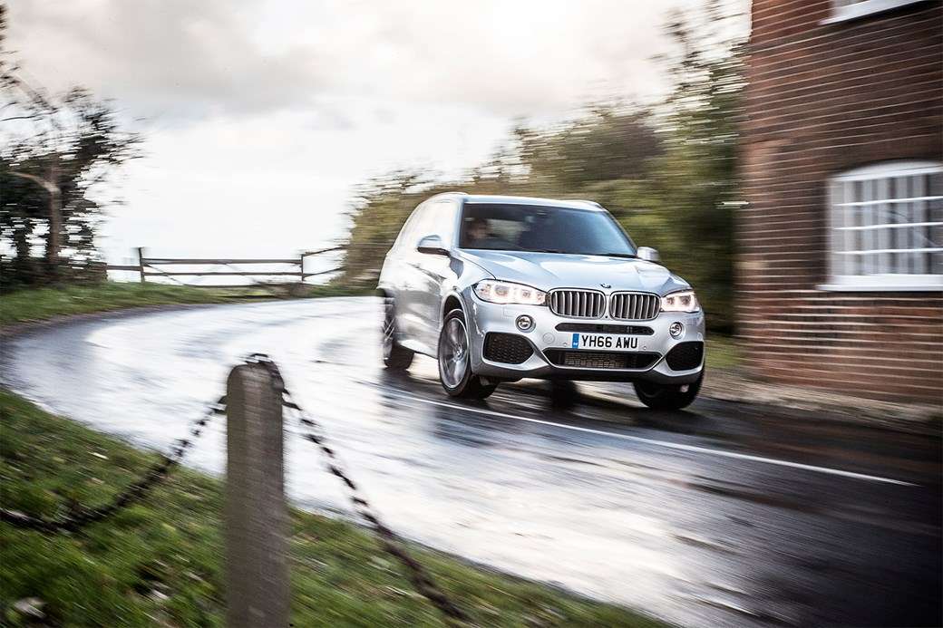BMW X5: still an ace drive