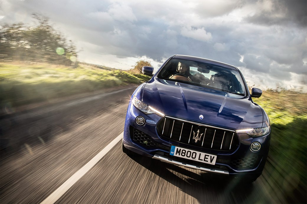 Maserati Levante SUV: drives like a Maser should