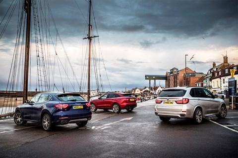 Three premium SUVs: which would you prefer?