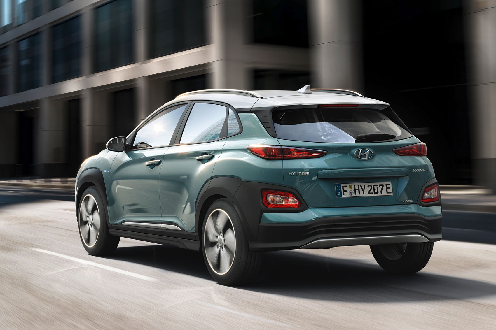 new hyundai kona suv specs pics and details on electric model by car magazine. Black Bedroom Furniture Sets. Home Design Ideas