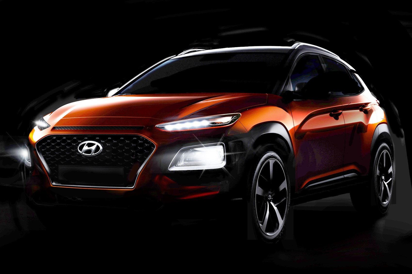 New Hyundai Kona SUV: specs, pics and details on Electric ...