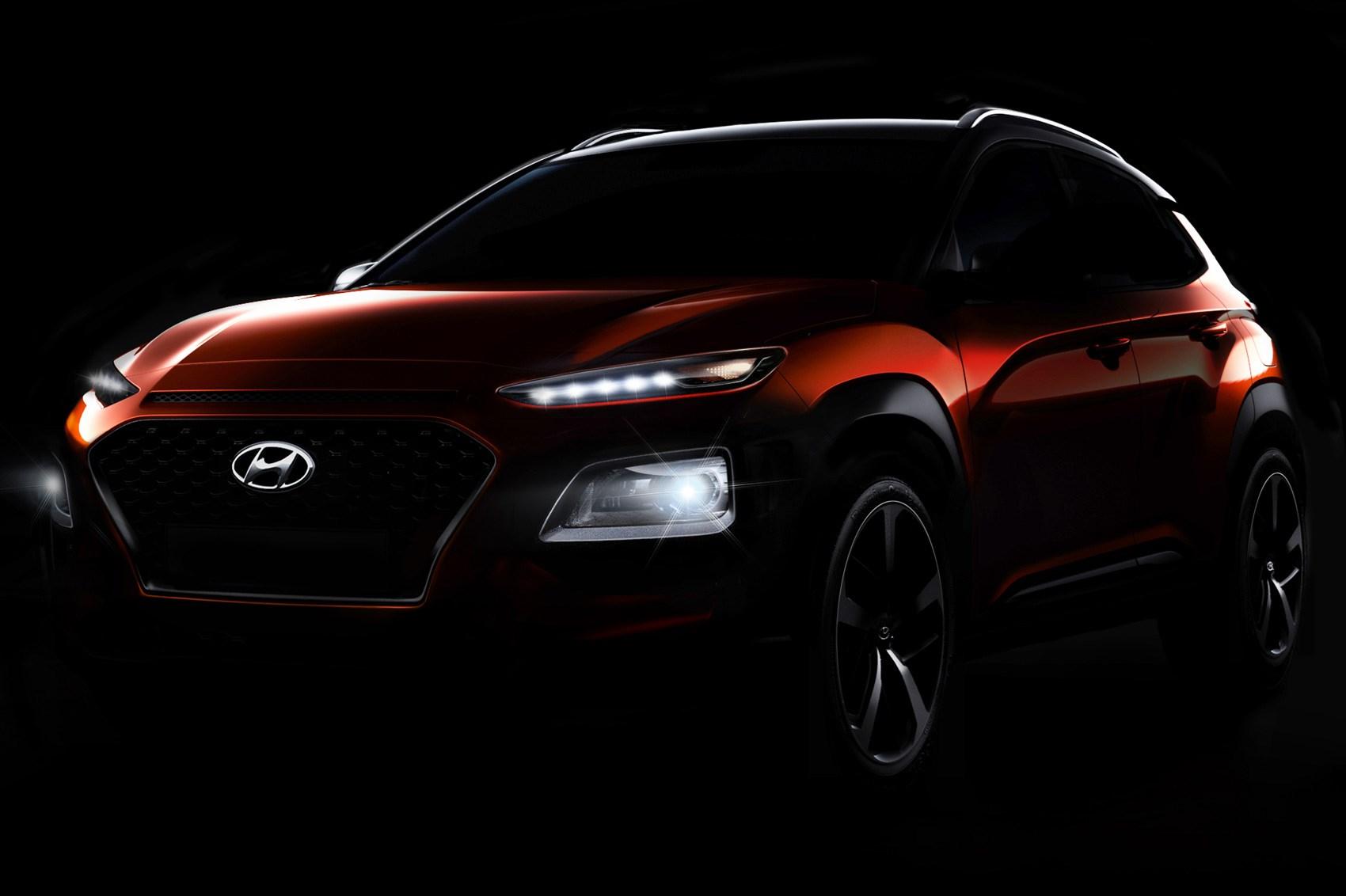 New Hyundai Kona SUV: specs, details, photos by CAR Magazine