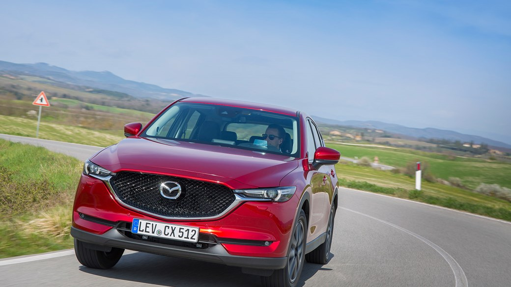 Mazda CX-5: the CAR magazine review
