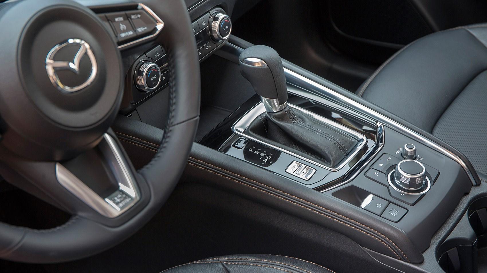 mazda cx 5 manual gearbox