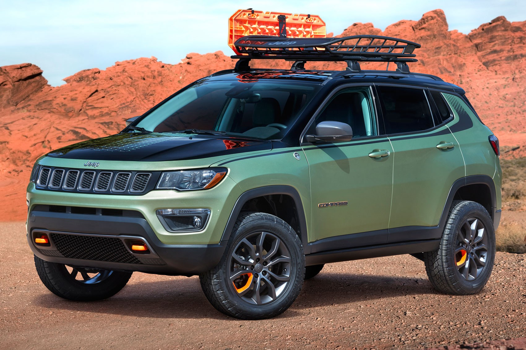 Radical Mopar Jeep Concepts To Storm 2017 Easter Safari