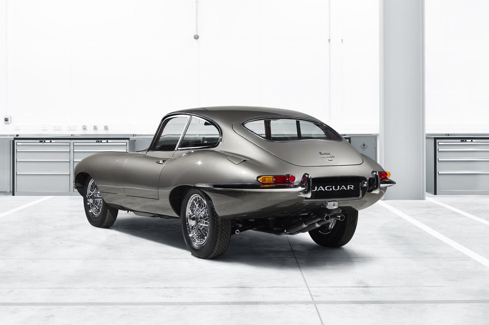 Jaguar E Type >> Time Travelling In Style Jaguar Launches E Type Reborn