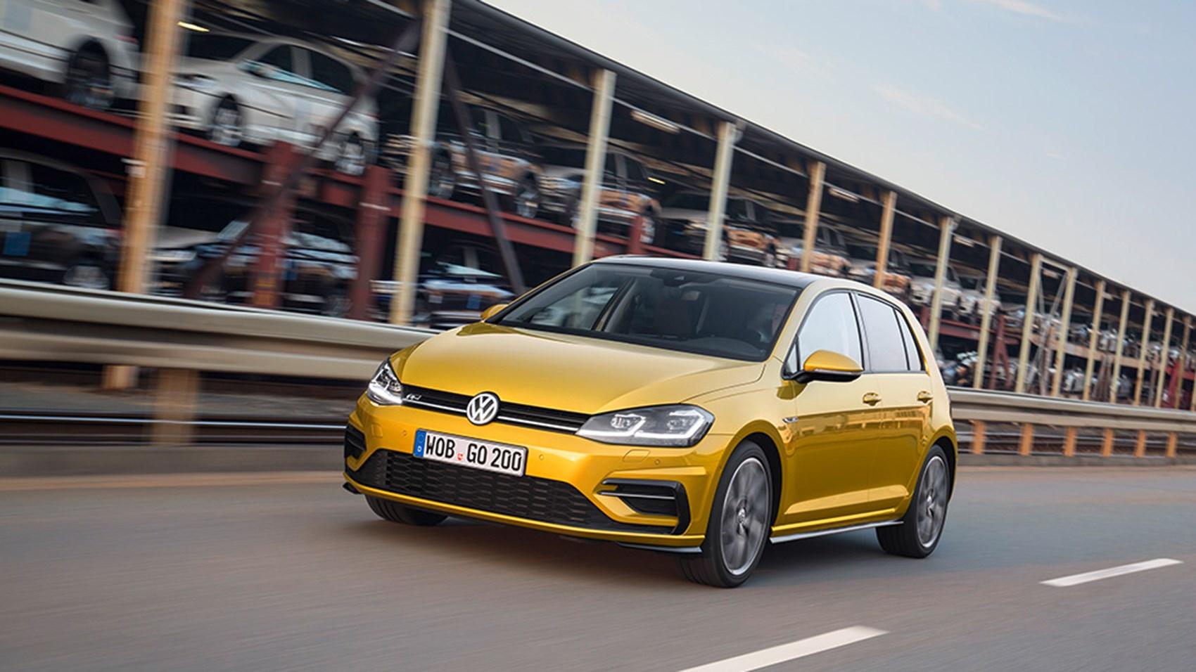 Volkswagen Golf 2 0 TDI 150 R Line 5dr 2017 review