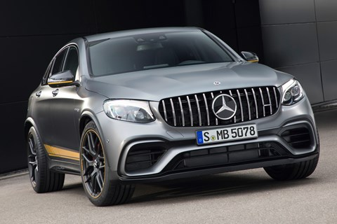 Mercedes-AMG GLC 63 Coupe Edition 1