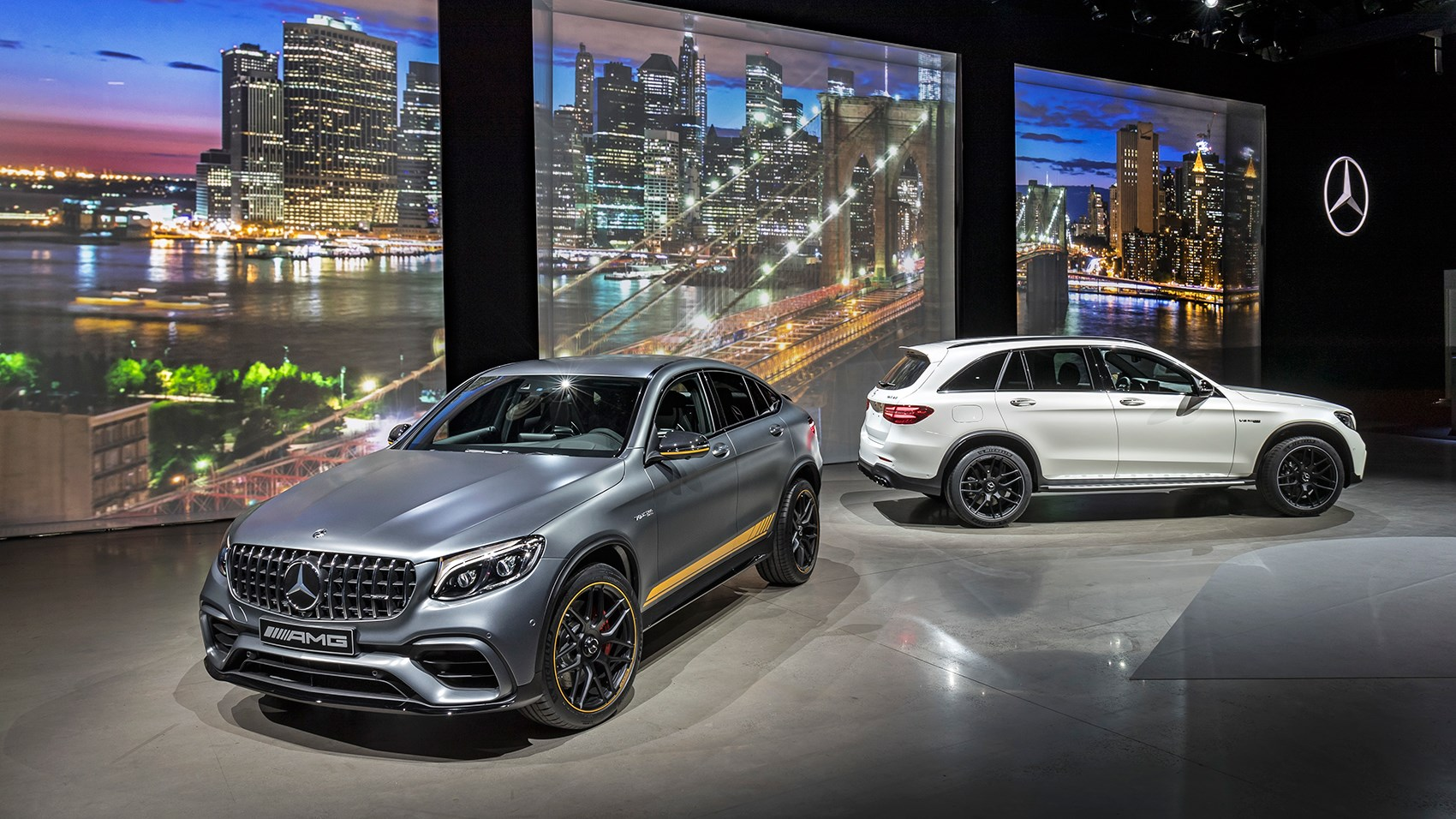 New mercedes amg glc 63 ott suv on sale now by car magazine for Mercedes benz of new york