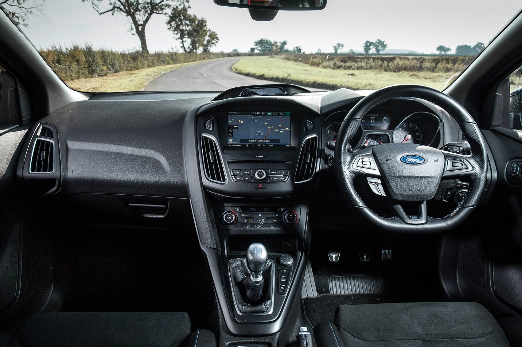 Icon buyer: new Ford Focus RS vs used Mitsubishi Evo VI