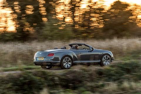 Bentley Continental V8 S Convertible