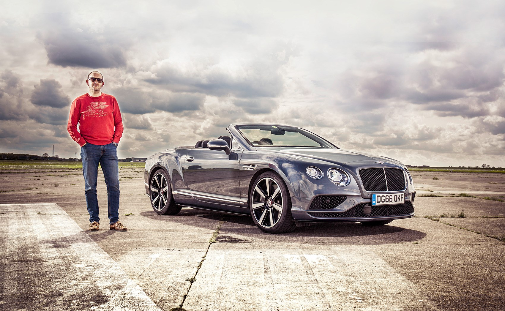 Car S Steve Moody And Our Bentley Continental Gt V8 Convertible