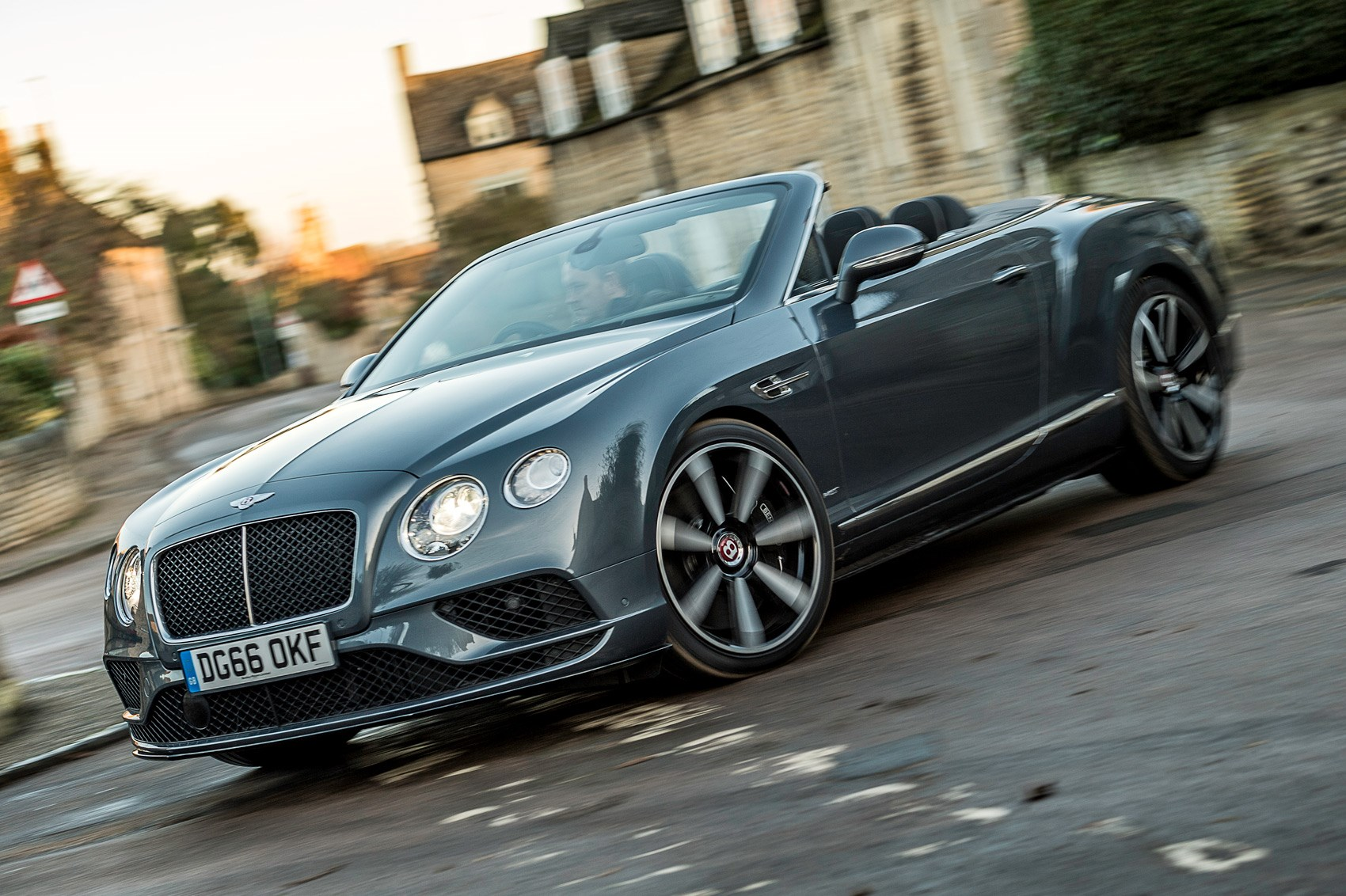 Bentley Continental Gt V8 S Convertible Long Term Test
