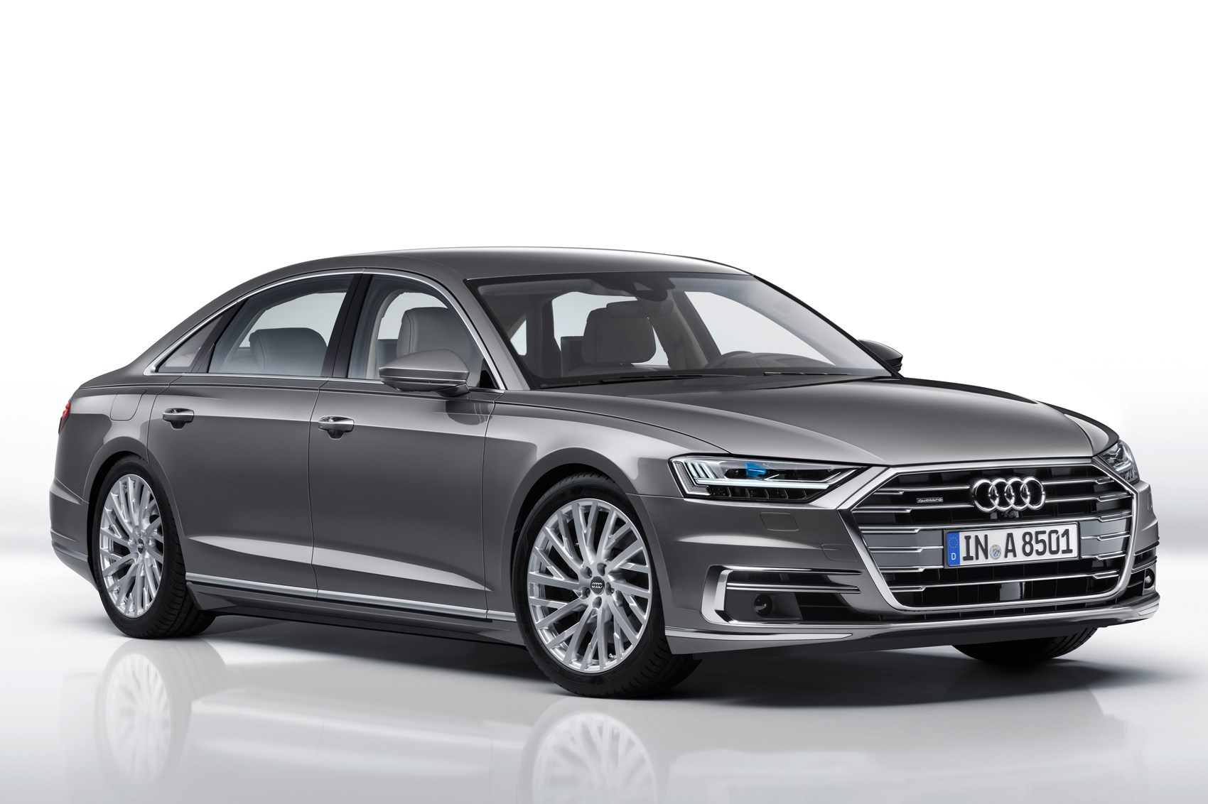 new 2017 audi a8 officially revealed all you need to know by car magazine. Black Bedroom Furniture Sets. Home Design Ideas