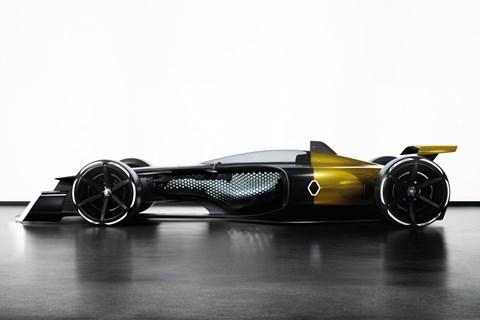 Renault R.S. 2027 Vision side