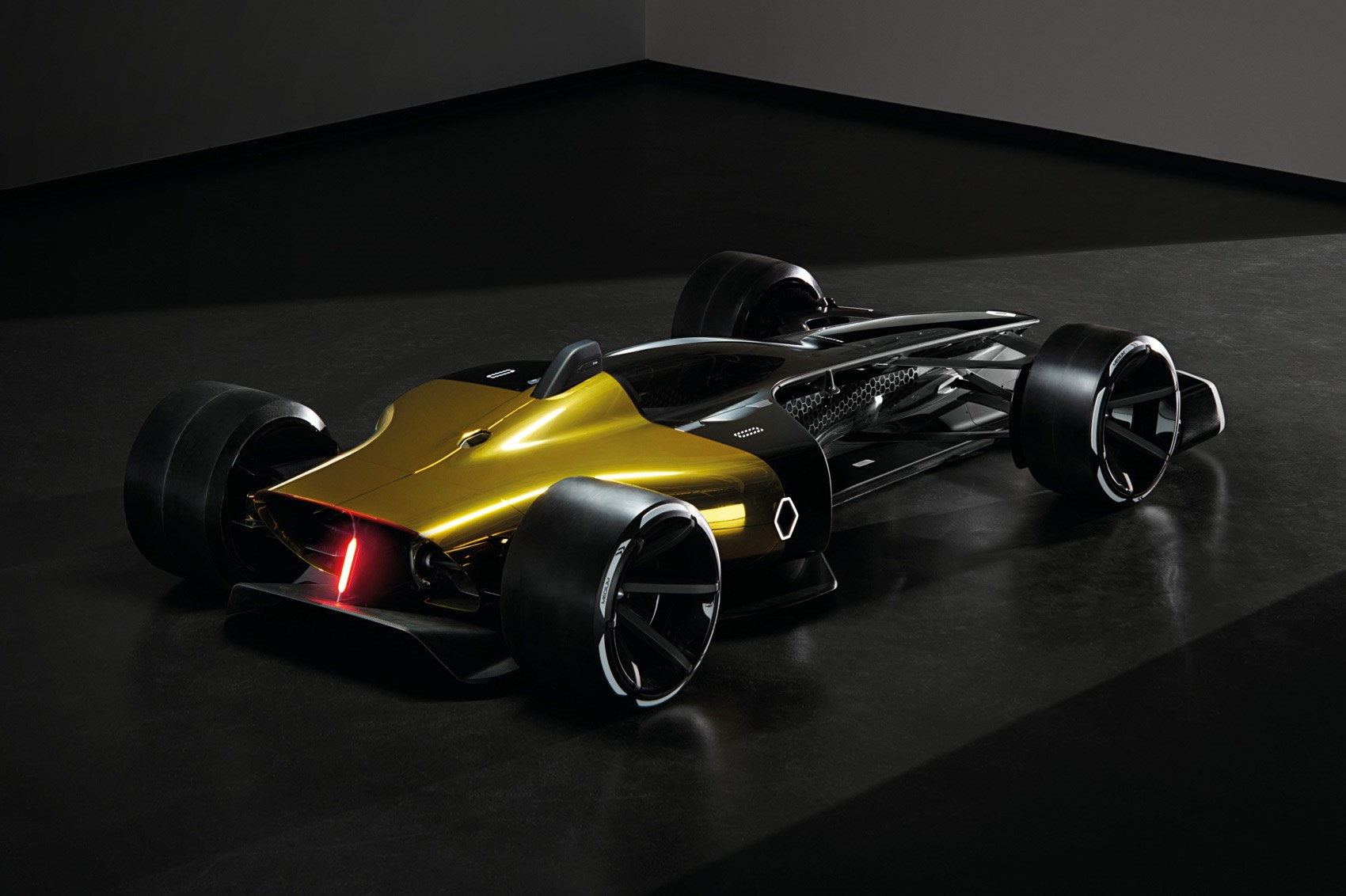 renault 39 s rs 2027 vision concept car previews the future of f1 car magazine. Black Bedroom Furniture Sets. Home Design Ideas