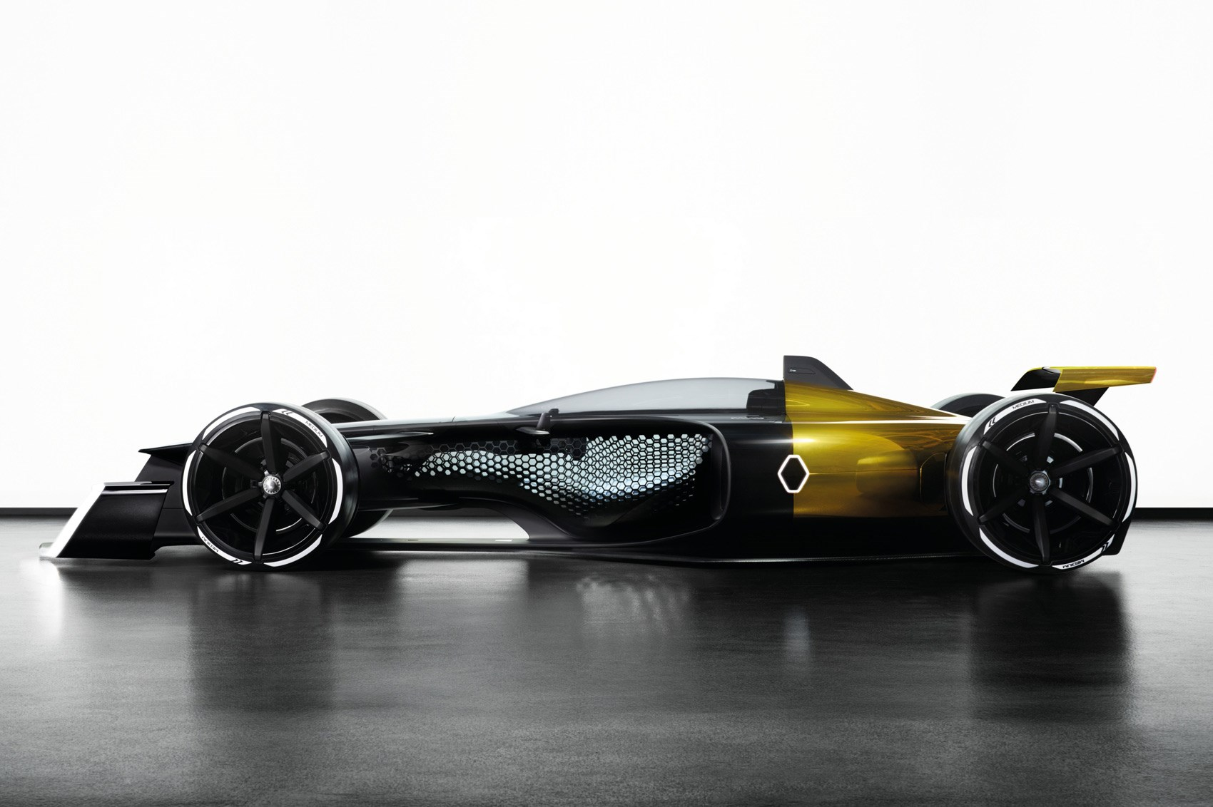 Renault S Rs 2027 Vision Concept Car Previews The Future