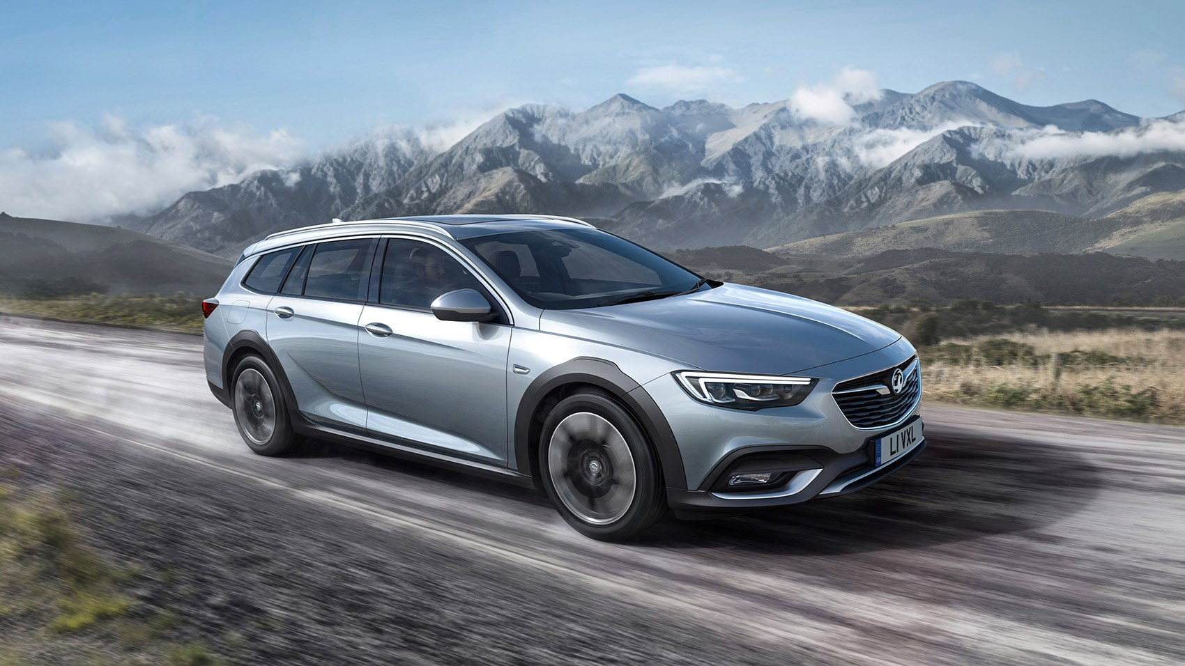 vauxhall insignia gets chunky with new country tourer estate by car magazine