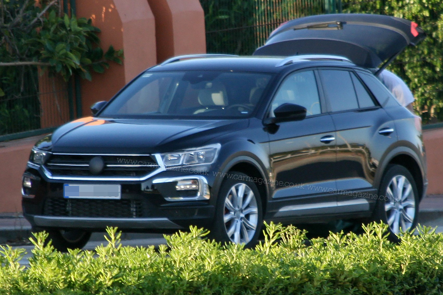 This Is Our Best Look Yet At The Volkswagen T Roc Suv