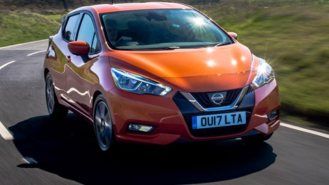 Nissan Micra Review >> Nissan Micra Diesel 2017 Review Car Magazine