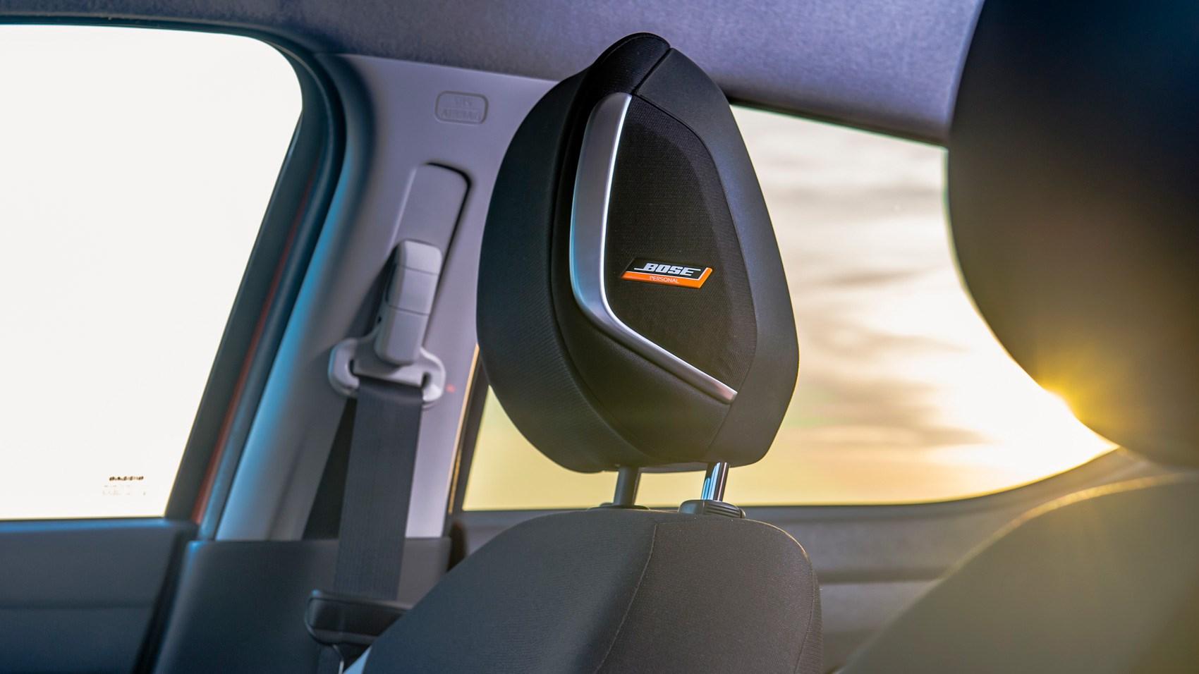 Nissan Micra 2017 diesel Bose headrest speaker