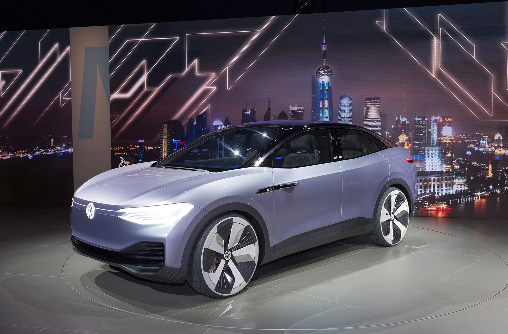 Volkswagen I D Crozz Concept Latest Piece Of Vw S Ev Puzzle Takes Shape