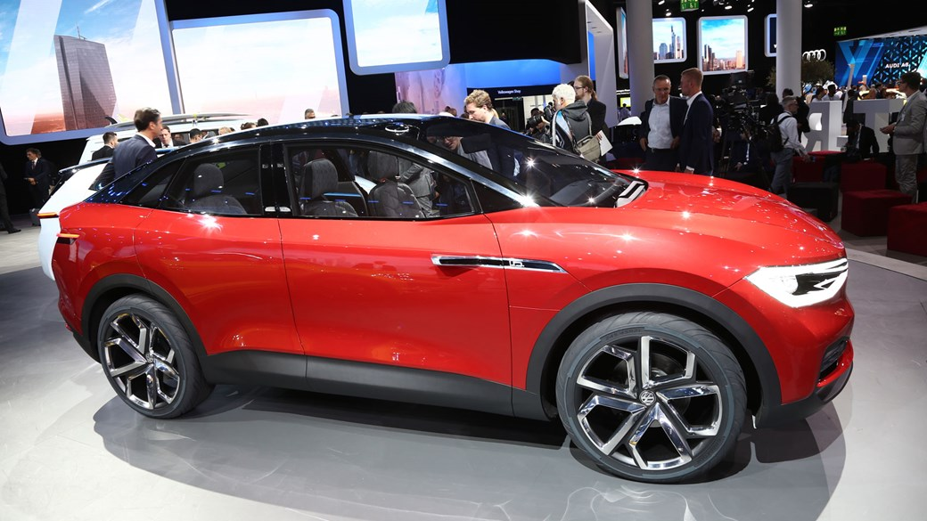 Volkswagen Id Crozz Concept Latest Piece Of Vws Id Ev Puzzle