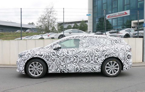 VW ID 4 all-electric SUV spied on test by CAR magazine