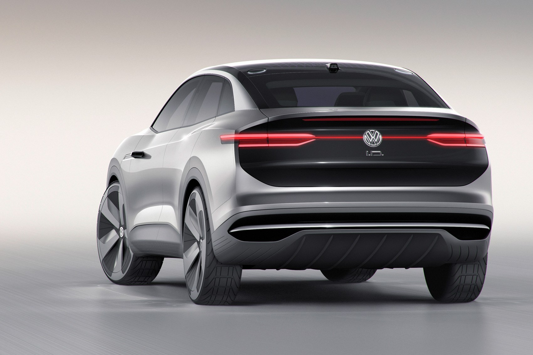 Unveiled In Shanghai The New Vw Id Crozz I D Concept