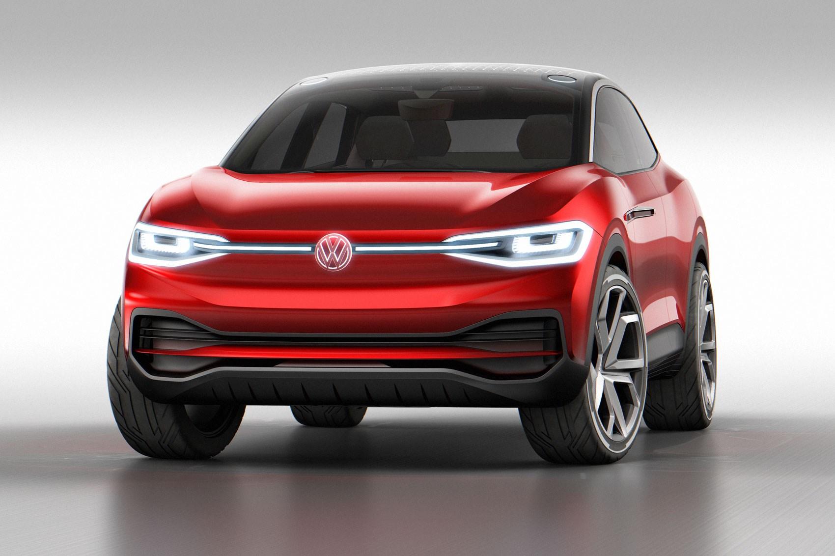 Volkswagen I D Crozz Concept Latest Piece Of Vw S I D