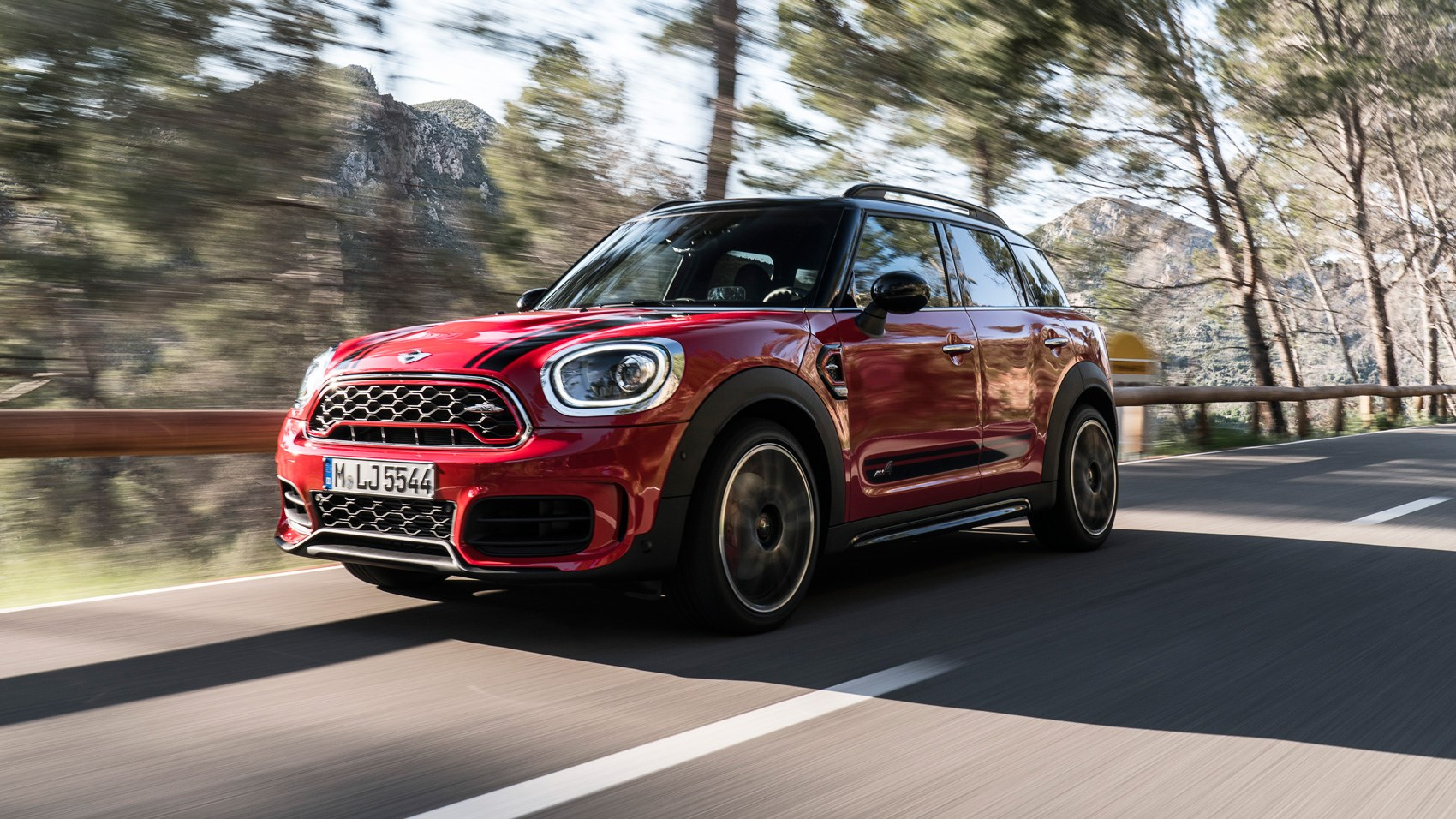 Mini John Cooper Works Countryman (2017) review by CAR ...
