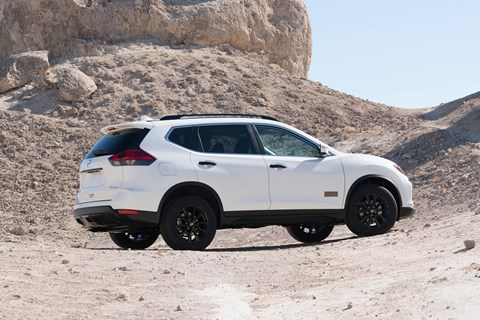 The Nissan Rogue by Star Wars