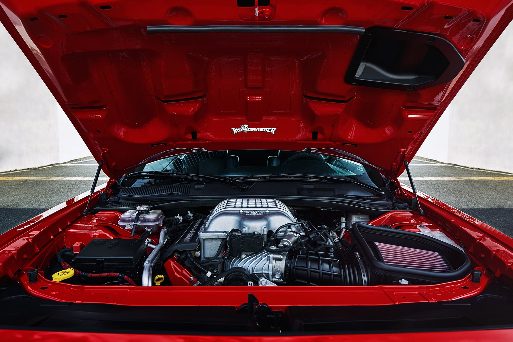 2018 Dodge Challenger Srt Demon Revealed In Pictures Car Magazine