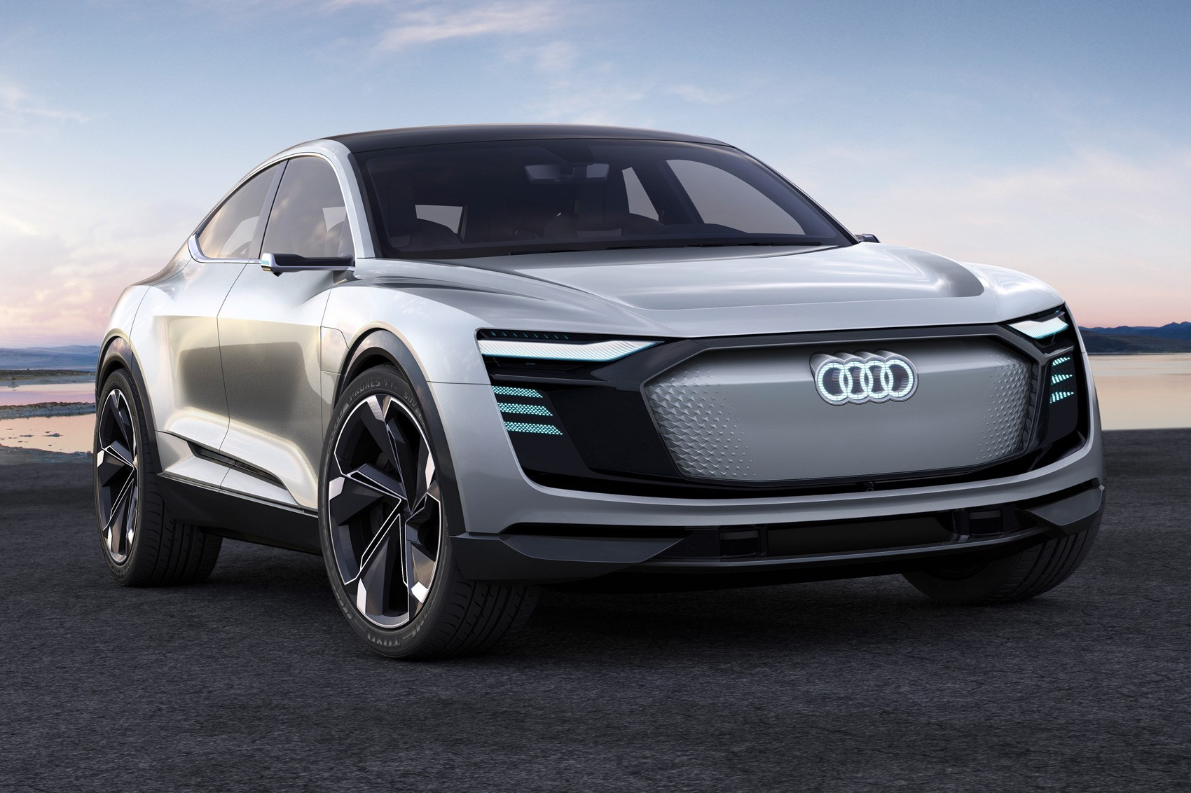 age of e tron audi e tron sportback concept surges ev plans forward by car magazine. Black Bedroom Furniture Sets. Home Design Ideas