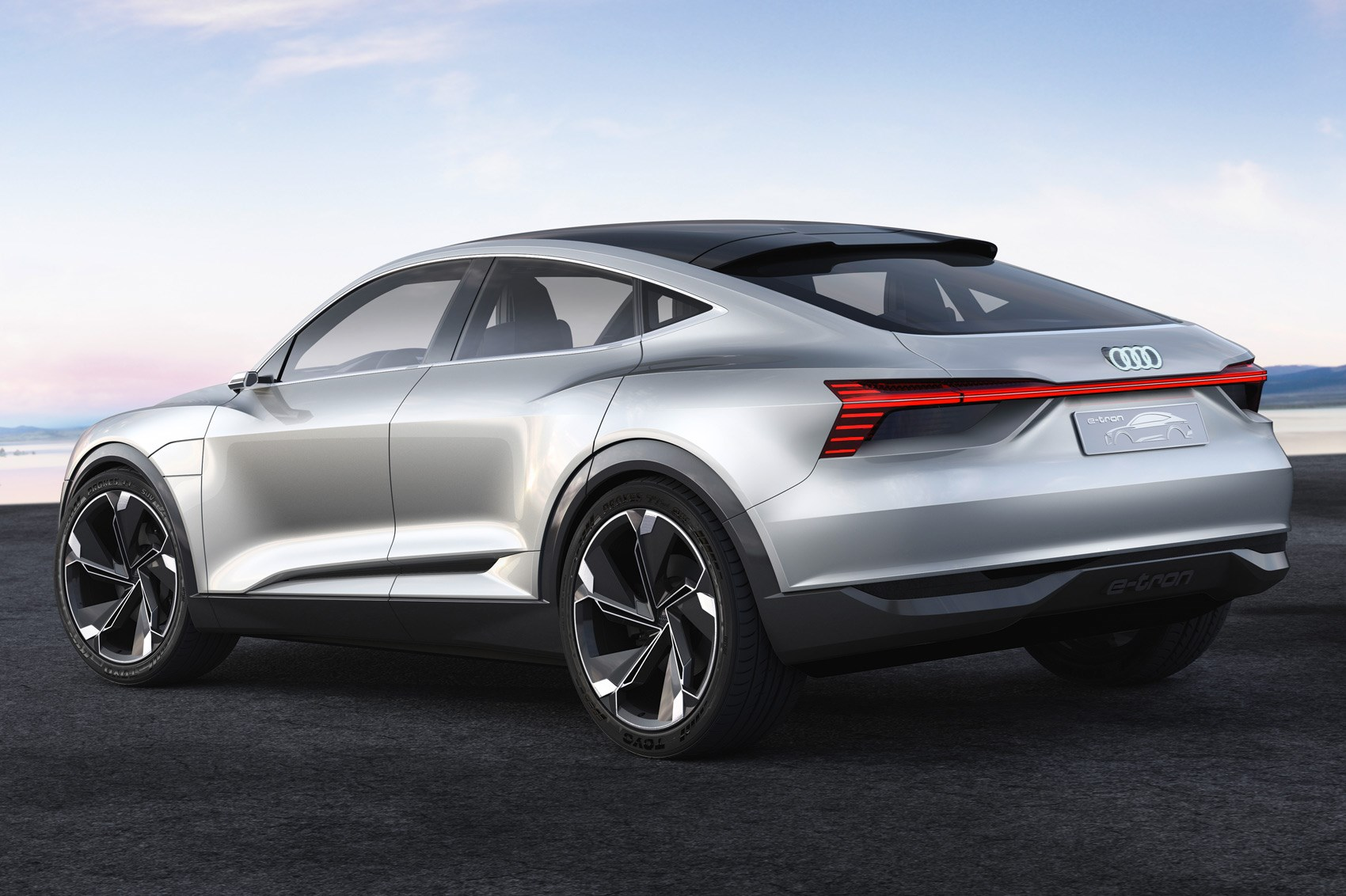 New Audi E Tron Concept At Shanghai 2017 Pictures And Details on rover coupe