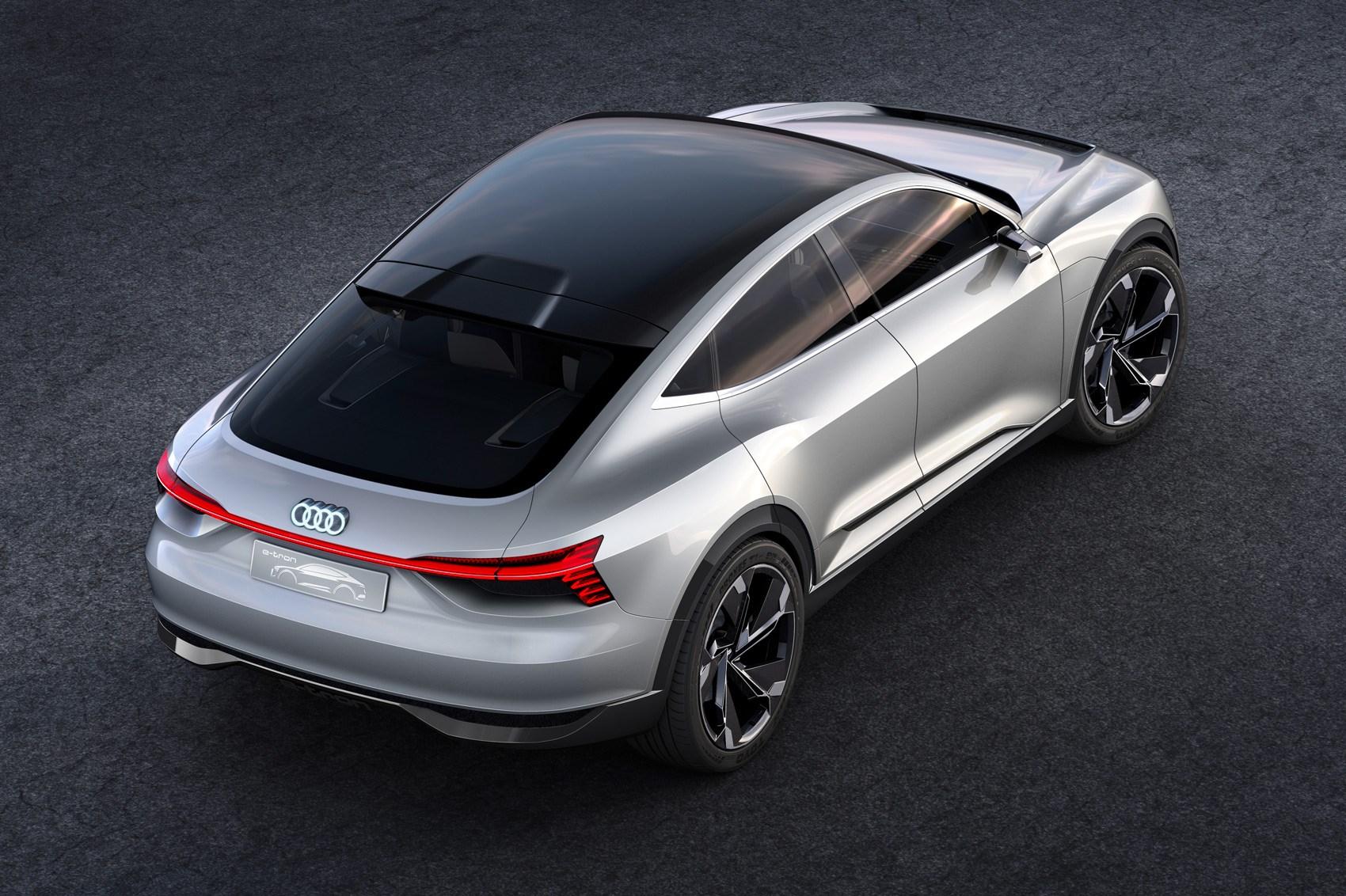 Volvo Q4 >> Age of e-tron: Audi e-tron Sportback concept surges EV plans forward by CAR Magazine