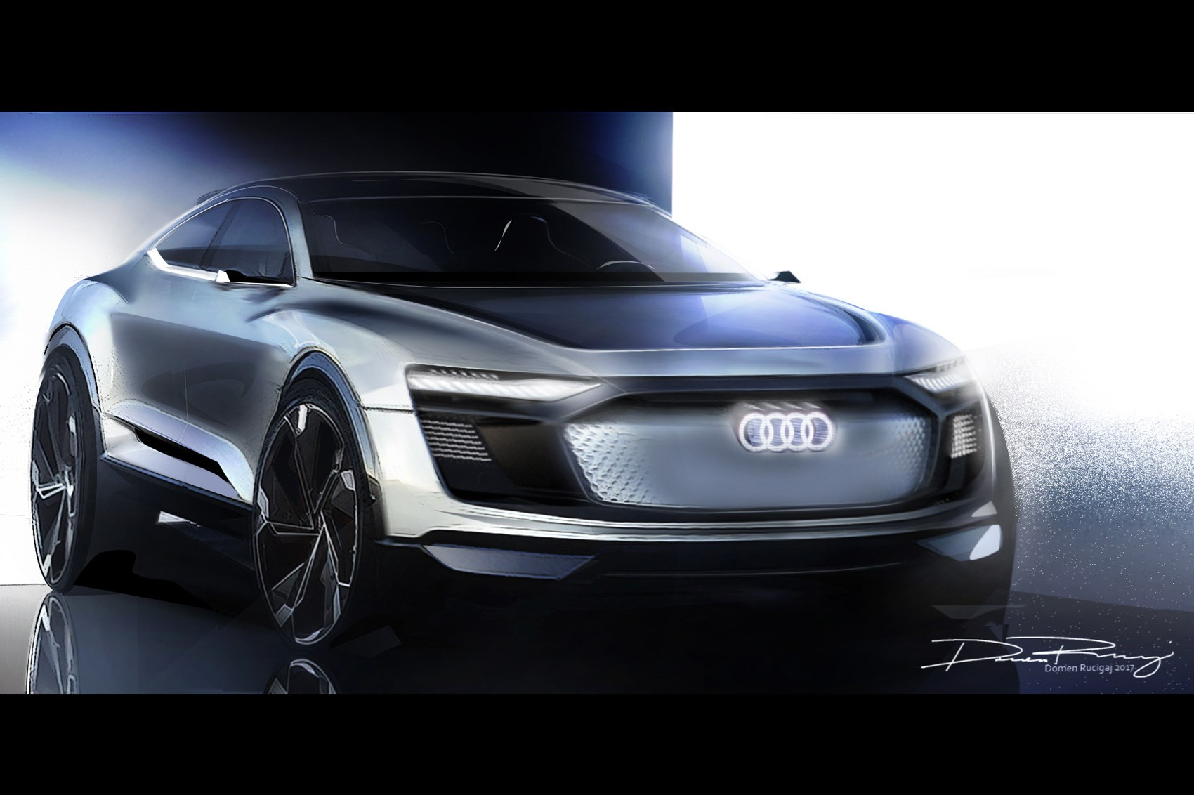 Age of e-tron: Audi e-tron Sportback concept surges EV plans