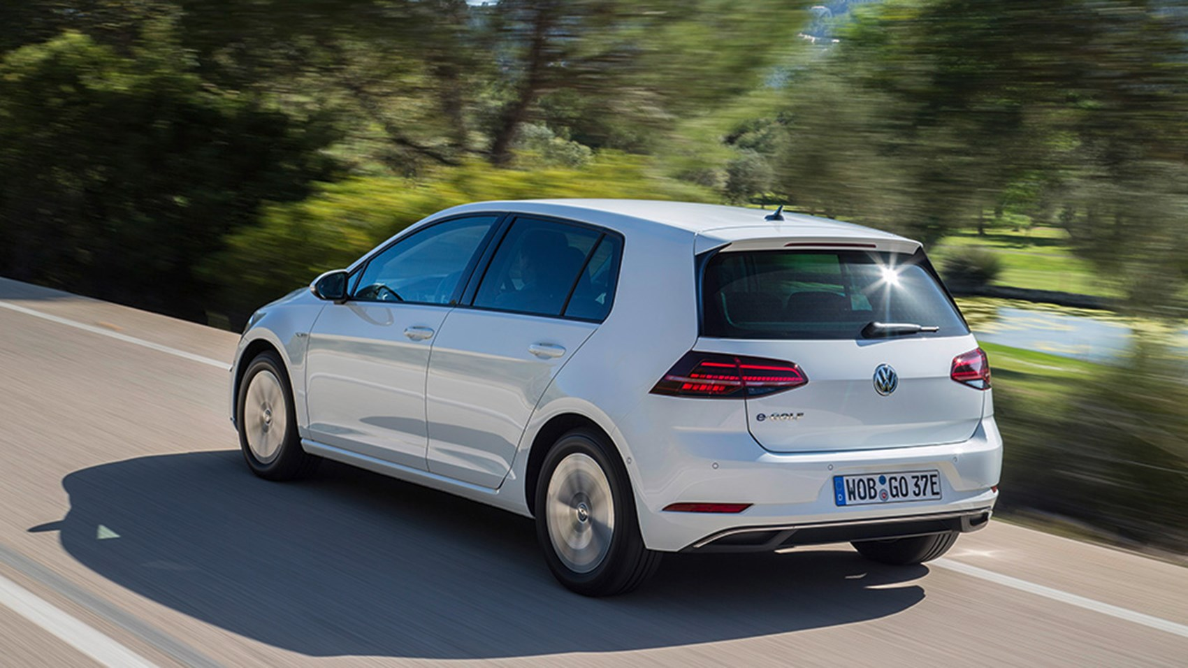 E Golf Lease >> 2017 VW e-Golf review | CAR Magazine