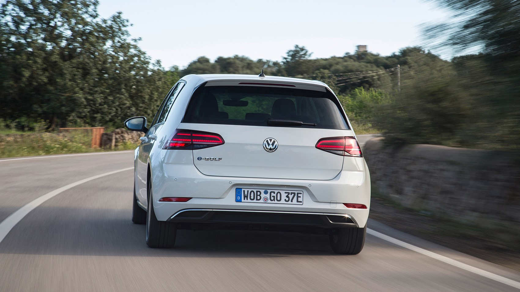 Vw egolf leasing